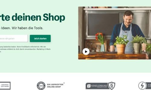 Shopify – Unsere Erfahrungen & Expertenmeinung